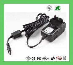 9V 500mA wall mount power supply for Audio/Vedio devices